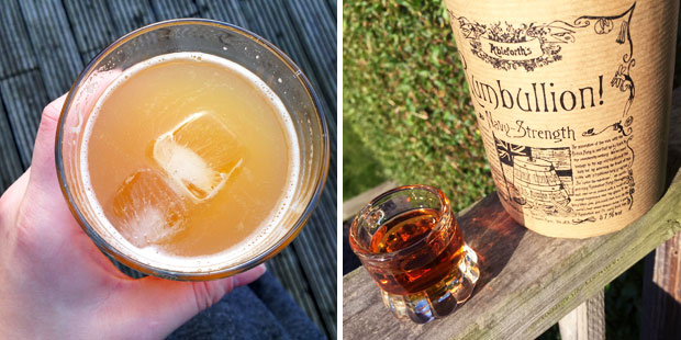 Rumbullion! Navy Strength Rum Review + Rum Hot Toddy Recipe A Mum Reviews