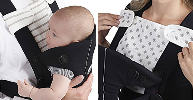 Baby Preferred 2-in-1 Drool Bib & Sun Shade for Baby Carriers Review A Mum Reviews