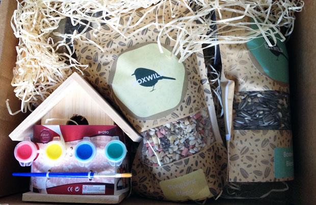 Boxwild Children's Big Bird Gift Box Review A Mum Reviews