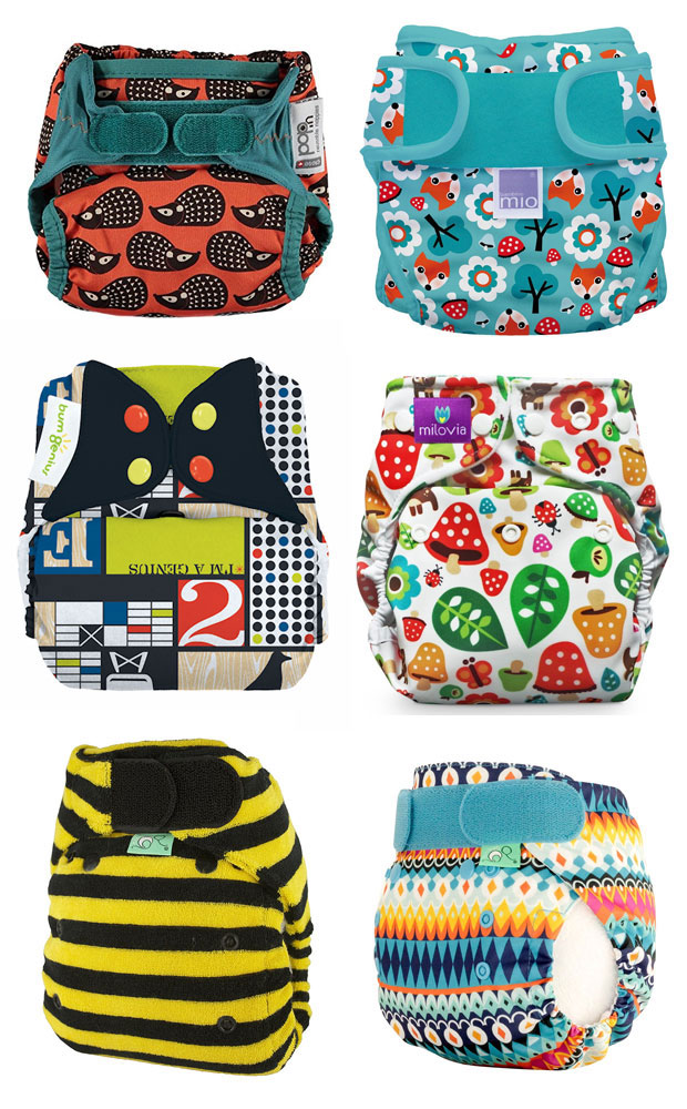 #ClothNappyMonday – Cloth Nappy Brands & Types I Would Love to Try A Mum Reviews