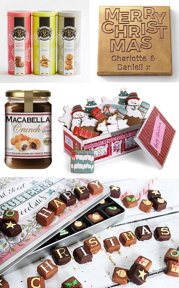Food & Drink Gift Ideas for Foodies | A Christmas Gift Guide 2017 A Mum Reviews
