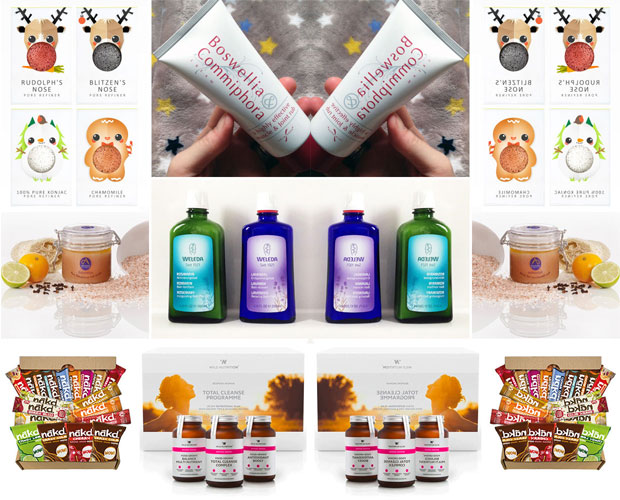 Natural Health Amp Beauty Gift Ideas A Christmas Gift
