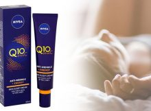 Nivea Skin Sleep Cream Review | Nivea Q10 Vitamin C Night Cream A Mum Reviews