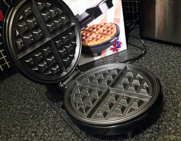 Global Gourmet American Waffle Maker Review A Mum Reviews