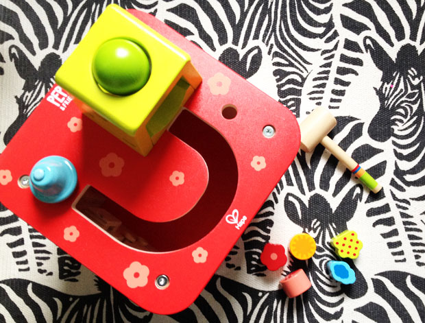 Hape Pepe & Friends Toys Review - Activity Cube & Puzzle Blocks A Mum Reviews