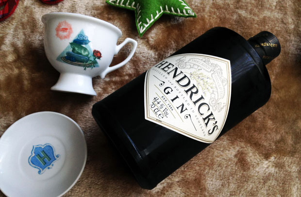 Hendrick's Gin Review - Limited Edition Secret Order Gift Pack A Mum Reviews