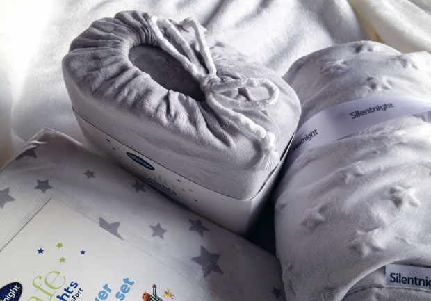 Silentnight Safe Nights Baby Products + Win a Baby Sleeping Bag! A Mum Reviews