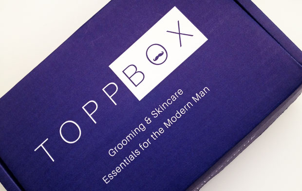 Review + Giveaway | TOPPBOX Men's Grooming & Skincare Subscription A Mum Reviews