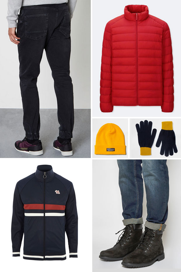 A Practical & Stylish Outfit Idea for Dads | Transitional Weather A Mum Reviews