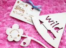 Personalised Wooden Gifts from Kent-Made | Room Signs & Cards A Mum Reviews