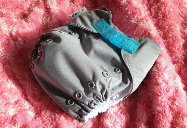 #ClothNappyMonday – Ecopipo Onesize Pocket Nappy Review A Mum Reviews