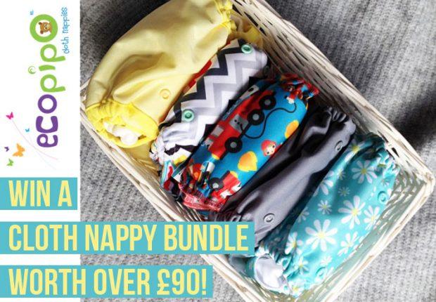 #ClothNappyMonday – Ecopipo Onesize Pocket Nappy Review A Mum Reviews