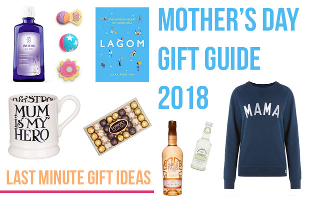 Mother's Day Gift Guide 2018 - Last Minute Gift Ideas Perfect for Mums A Mum Reviews