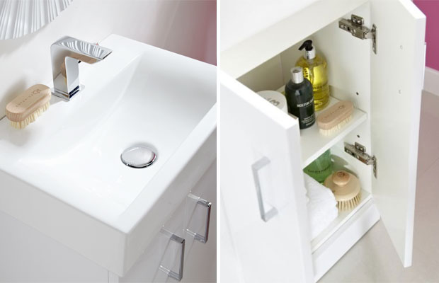 Stylish Storage Ideas for Small Bathrooms A Mum Reviews