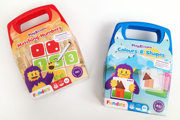 Cartamundi Fundels Educational Games Review + Giveaway A Mum Reviews