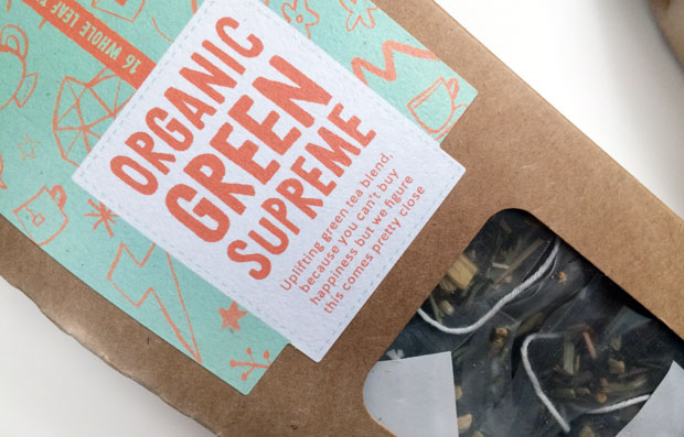 Nipper & Co Tea Review - Speciality Teas for Growing Families A Mum Reviews