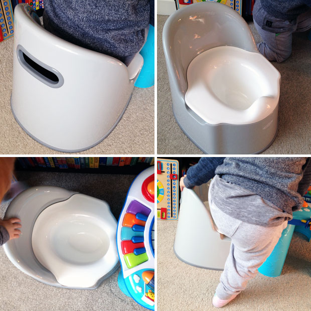 Peachy Oxo Tot Potty Chair And Step Stool Review Potty Training Gmtry Best Dining Table And Chair Ideas Images Gmtryco