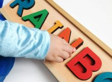 Personalised Name Puzzle From Tinyme Review & Givewaway A Mum Reviews