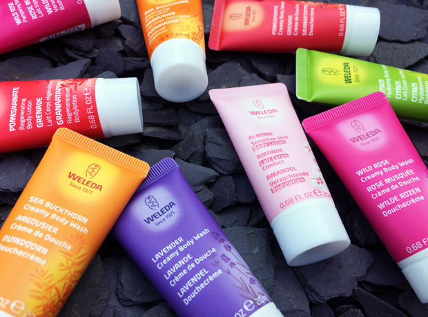 Beauty Cabinet Spring Clean – Weleda's #CleanerBeauty Campaign A Mum Reviews