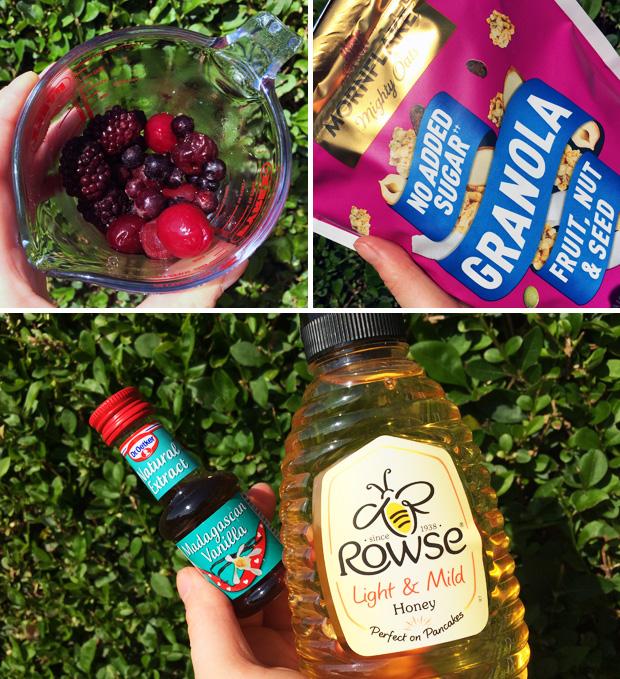 Recipe: Kefir-Quark & Berry Coulis Breakfast Pots A Mum Reviews