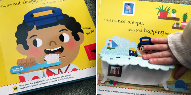 Review: My First Touch and Find & Big Steps Toddler Books A Mum Reviews