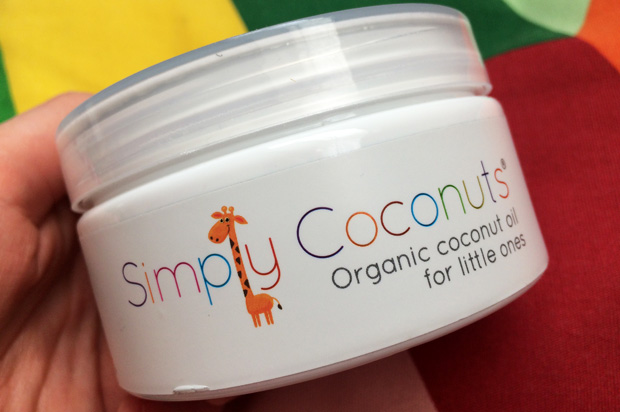 Simply Coconut Organic Coconuts Oil for Little Ones Review A Mum Reviews