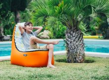 TRONO Kids Compact Inflatable Chair - A New Summer Must-Have! A Mum Reviews