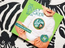 The Belly Sticker Book Review & Giveaway A Mum Reviews