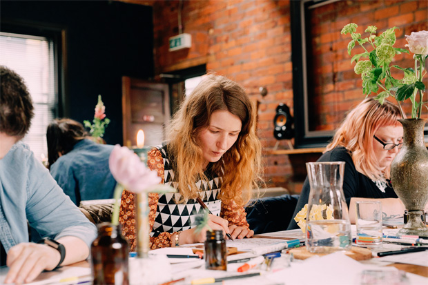 The Viking Arty Party Event in Sheffield - #VikingArtyParty A Mum Reviews