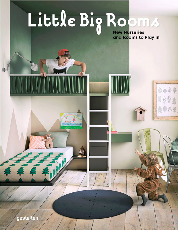 Book Review: Little Big Rooms - New Nurseries and Rooms to Play in A Mum Reviews