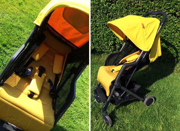 Diono Traverze Review - The Original Super Compact Stroller A Mum Reviews