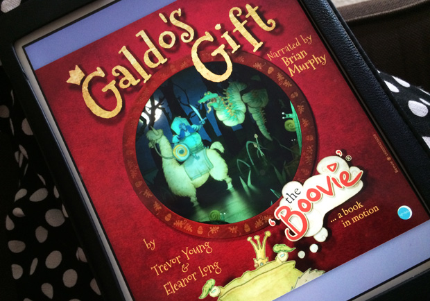 Galdo's Gift: The Boovie Review A Mum Reviews