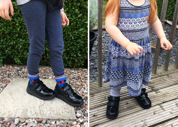 Kickers School Shoes from Get The Label A Mum Reviews