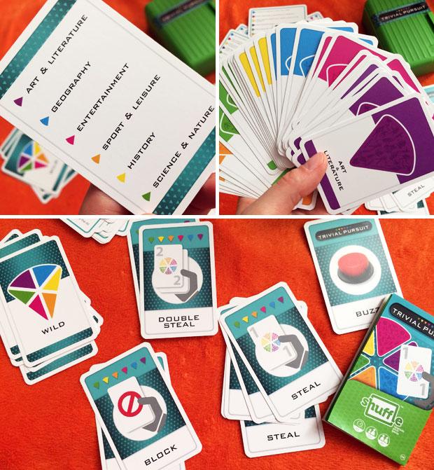 Shuffle Card Games Review | Trivial Pursuit & Frozen A Mum Reviews