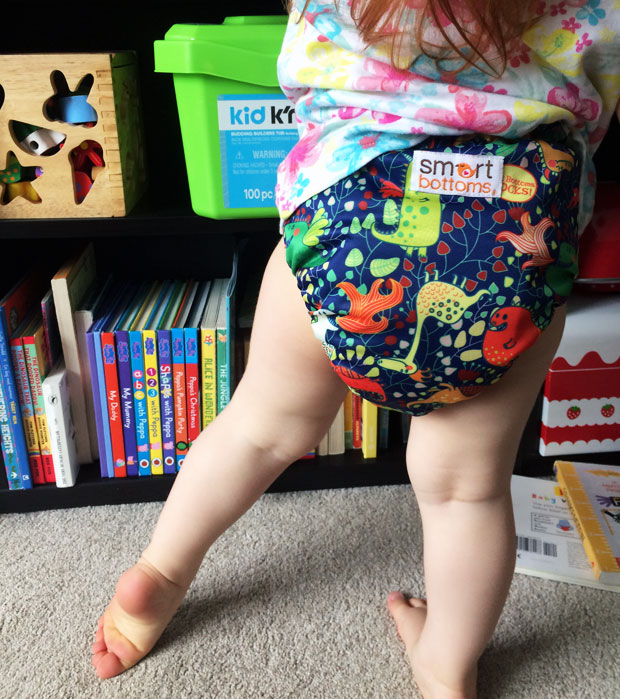 Smart Bottoms Cloth Nappies Review – 3.1 AIO, Dream Diaper 2... A Mum Reviews