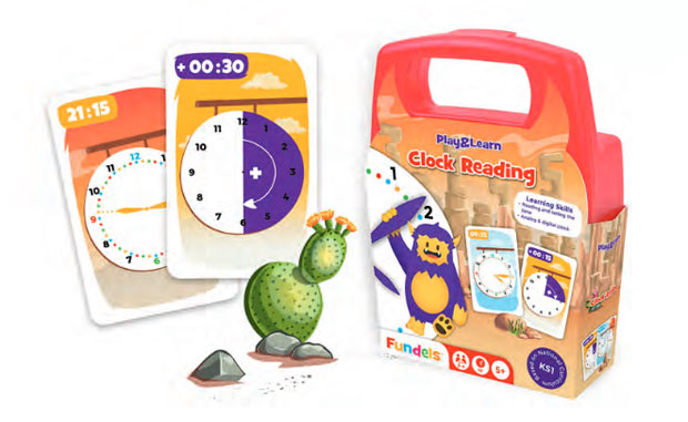 Toys & Games That Help Children Learn to Tell the Time A Mum Reviews