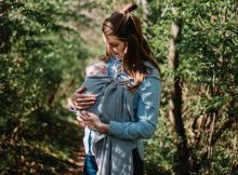 Your Guide To Stylish Babywearing A Mum Reviews