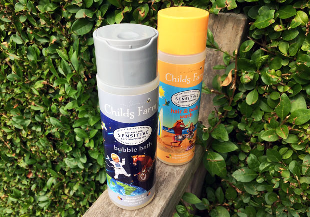 New Products from Childs Farm A Mum Reviews