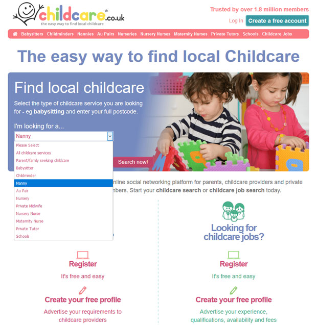 Childcare.co.uk Review | The Easy Way to Find Local Childcare A Mum Reviews