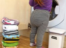 #ClothNappyMonday – My Cloth Nappy Washing Routine A Mum Reviews