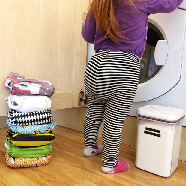 #ClothNappyMonday – My Cloth Nappy Washing Routine A Mum Reviews