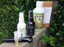 July 2018 TOPPBOX Men's Grooming & Skincare Subscription A Mum Reviews