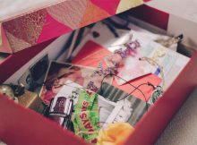 Gift Idea: Share Love with a DIY Memory Box A Mum Reviews
