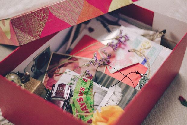 Gift Idea: Share Love with a DIY Memory Box A Mum Reviews