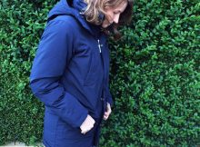 The New GANT Teen Collection - GANT Teens Parka Review A Mum Reviews