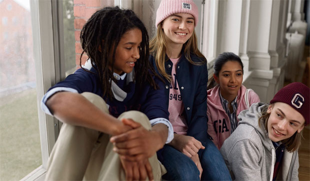 The New GANT Teen Collection - GANT Teens Parka Review A Mum Reviews
