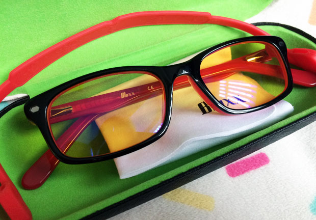 Bloxx Anti Blue Light Glasses for Kids Review + Giveaway A Mum Reviews