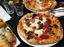 Proove Centertainment Sheffield Review - Neapolitan Pizza A Mum Reviews