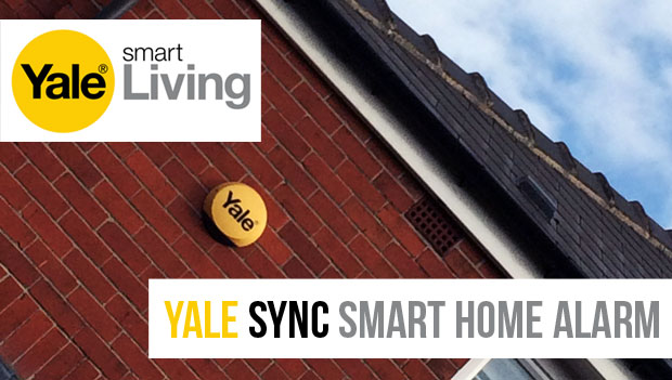 Yale Sync Smart Home Alarm Review A Mum Reviews
