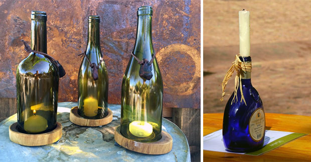 10 Homemade Wine Bottle Crafts For Christmas A Mum Reviews